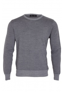 Sweter 510PA Szary